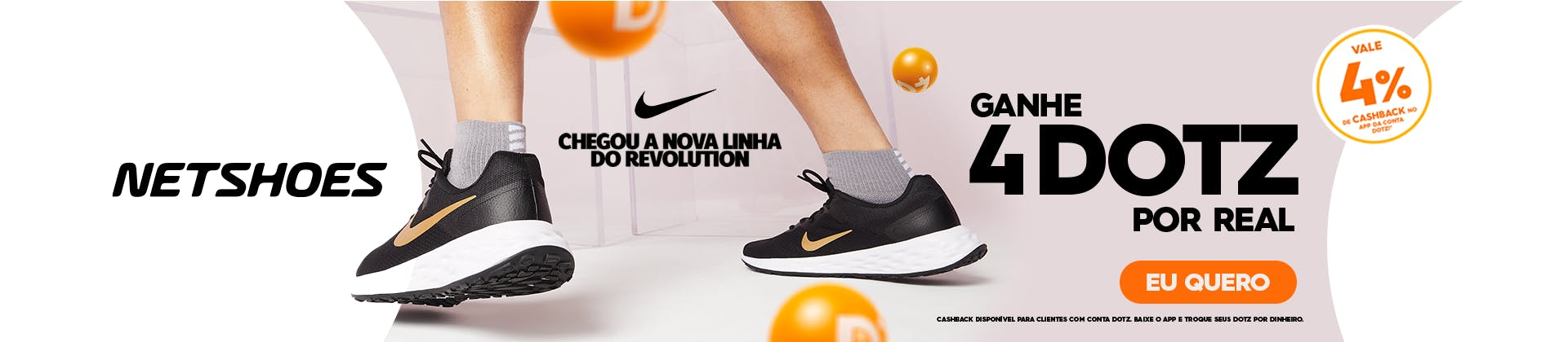Netshoes Revolution