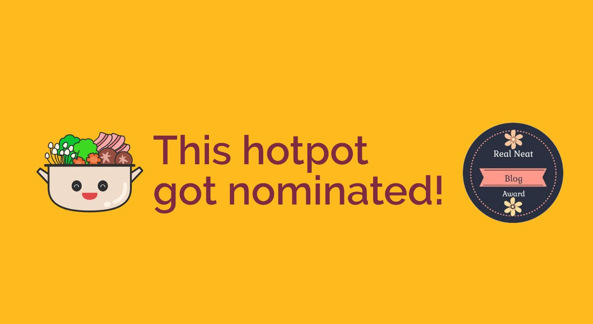 geeknabe.com got nominated for Real Neat Blog Award!