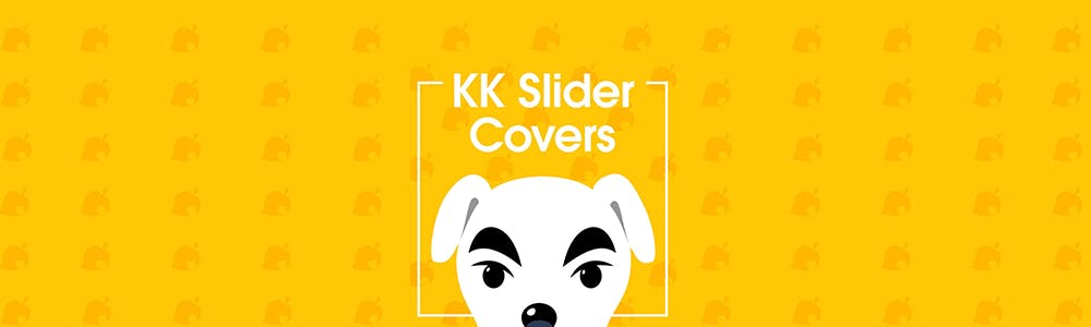wo wee woh! K. K. Slider has some songs for you in these trying times.