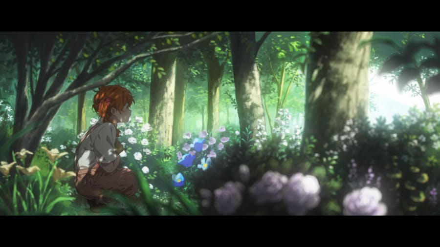 Violet Evergarden: Eternity and the Auto Memory Doll screenshot