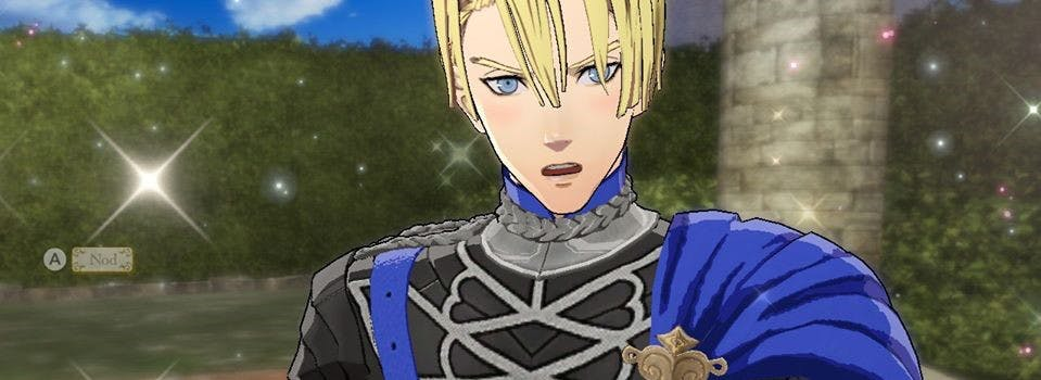 Dimitri is best boi. You don't need to change my mind.