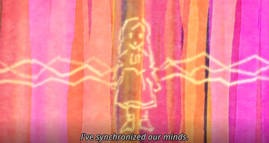 Ascendance of a Bookworm Season 2's synchronization scene with Ferdinand