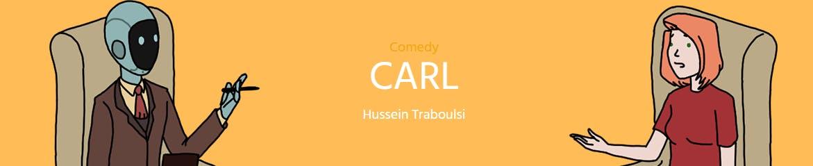 Carl banner screencapped from Webtoon