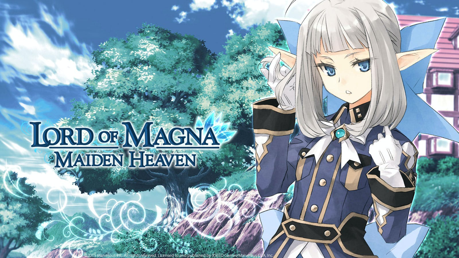 Beatrix my absolute favourite character in Lord of Magna: Maiden Heaven