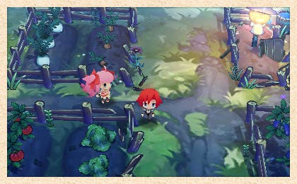 Lord of Magna: Maiden Heaven Farm map