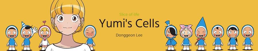 Yumi's Cell webtoon banner