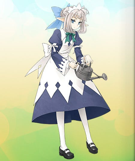 Lord of Magna: Maiden Heaven Beatrix in maid outfit