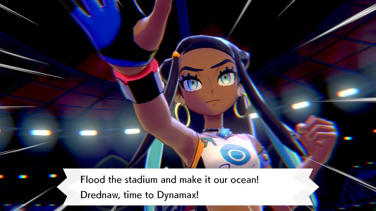 Dynamax all you want Nessa. I'll still win in the end.