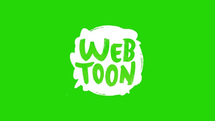 Webtoon logo!