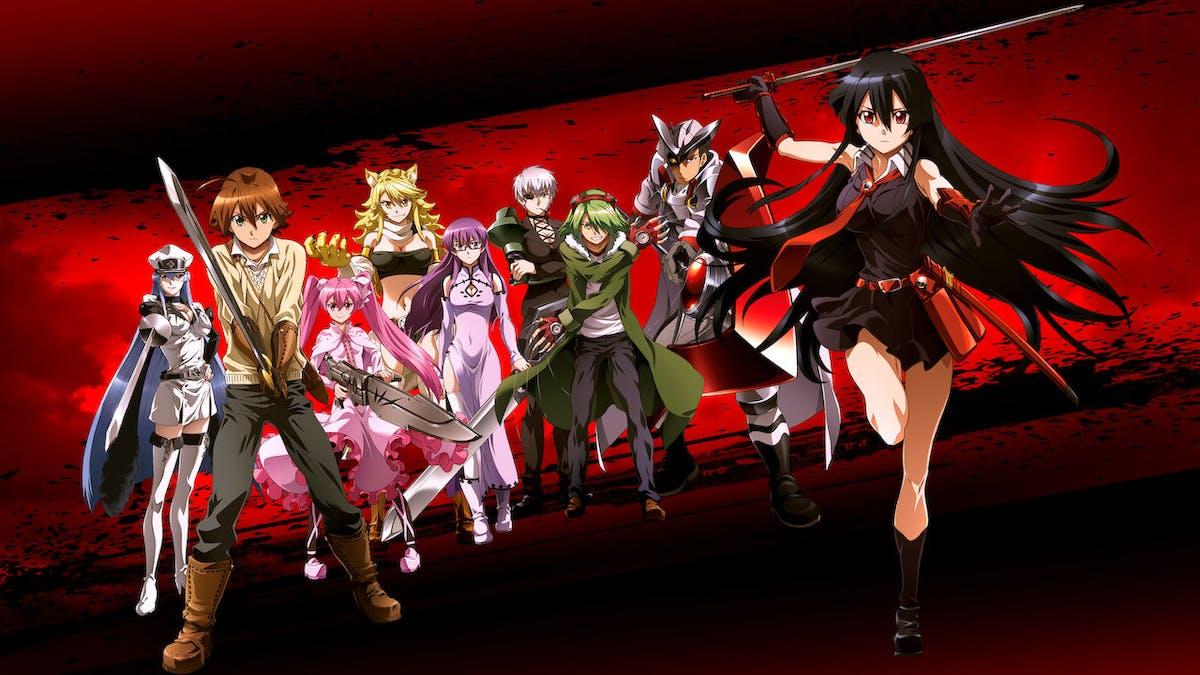 Akame Ga Kill! casts