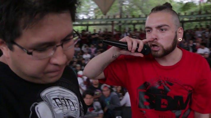 FMS México: Las 5 batallas de la jornada 3. ¡Vuelve el público!
