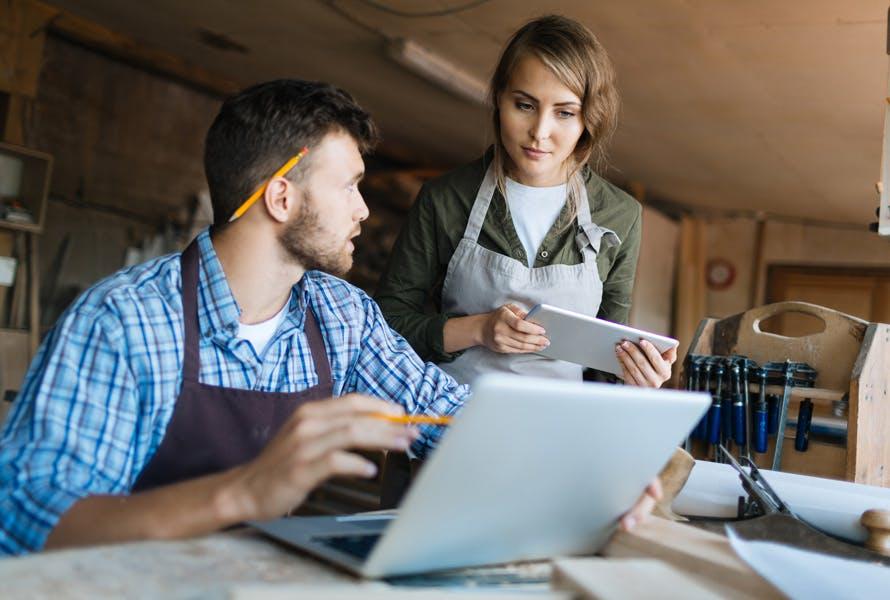 Gest'Team ; Logiciel gestion de paie ; Application gestion de paie PME ; Logiciel établissement de paie