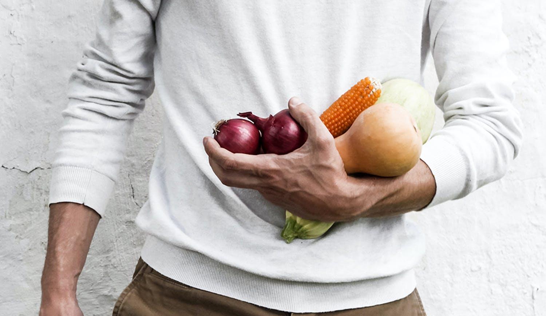 Nieuwe beweging van jongeren naar de groentewinkel!