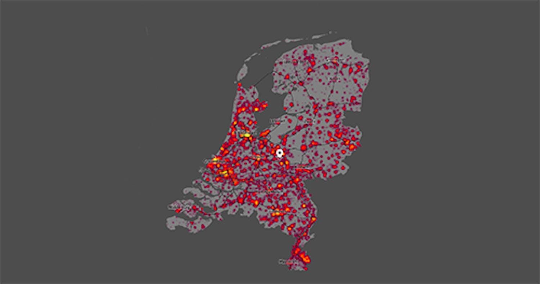 Coronalocatie.nl: beter inzicht in de coronadreiging in jouw buurt