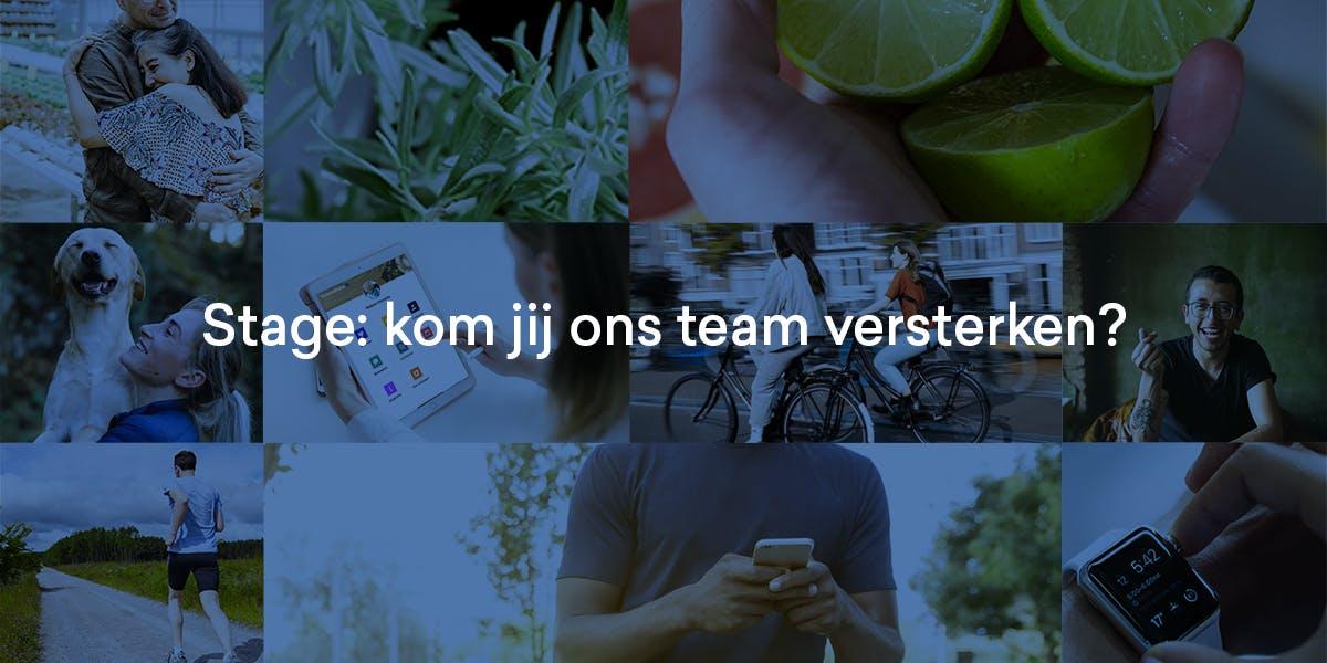 Stage: Content marketeer bij Gezondheid.nl