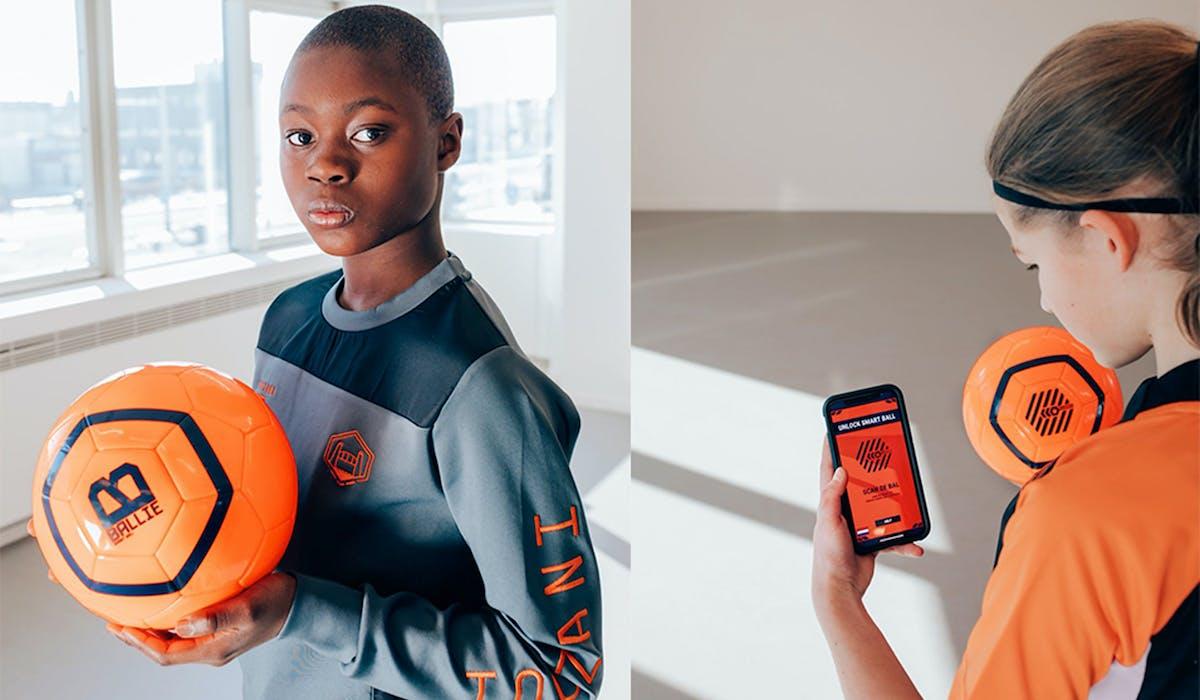 Ballie: de bal én app die kids laat bewegen!