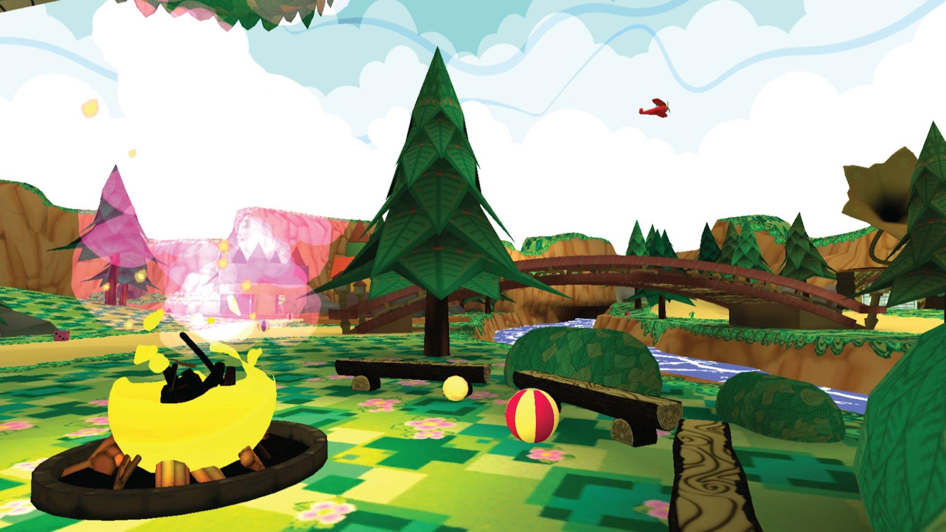 Creativiteit en fantasie in de wereld van PlaygroundVR.