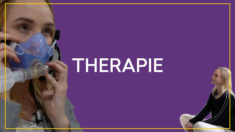 Nieuwe YouTube serie: THERAPIE