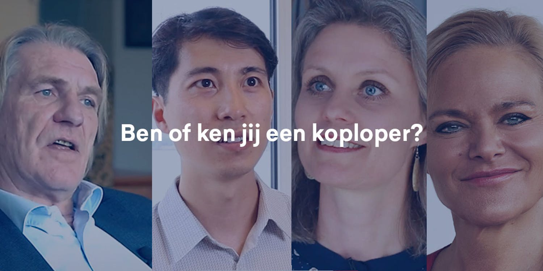 Ben jij een koploper of ken je er een? Gezondheid.nl