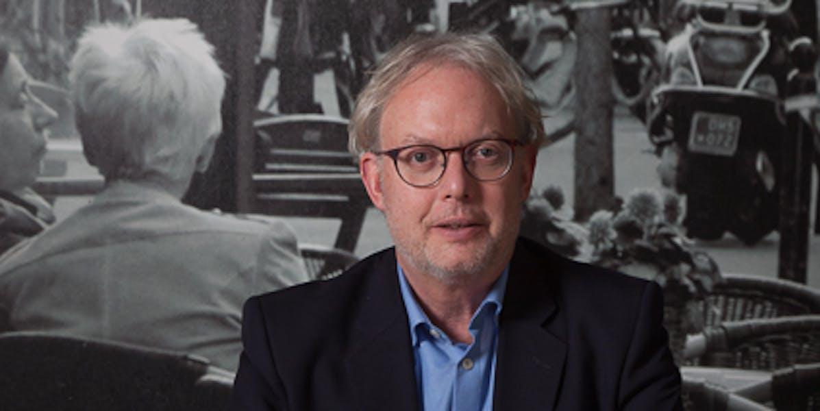 Jan Pons, oprichter van afasietherapie.nl