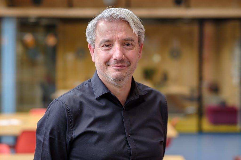 Erik van der Velde - Zorgverbeteraars