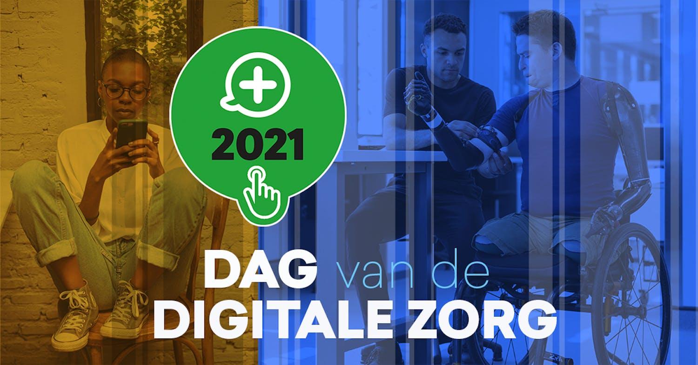 Webinar: Dag van de Digitale Zorg 2021: Het recht van Nederlanders op hun eigen medische dossier