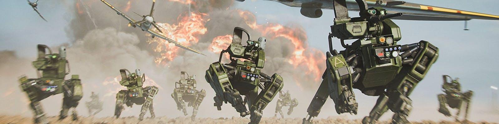GameFace's Chief of Tech Talks Battlefield 2042 Beta
