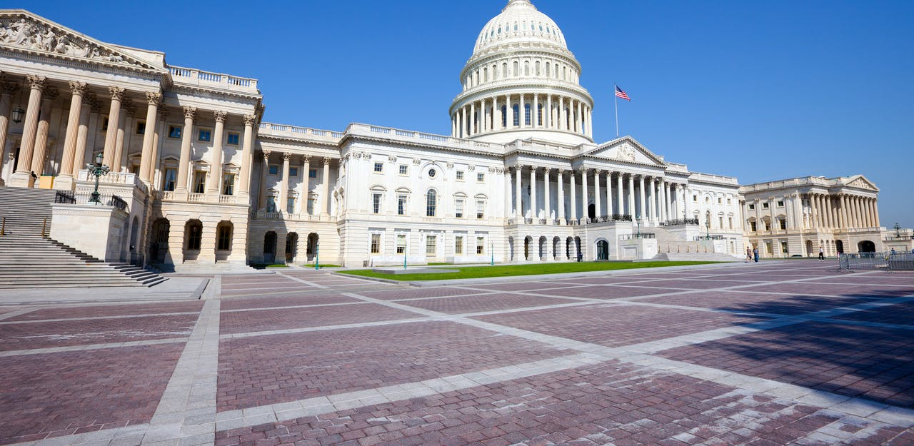 Photo of United States Capitol Building