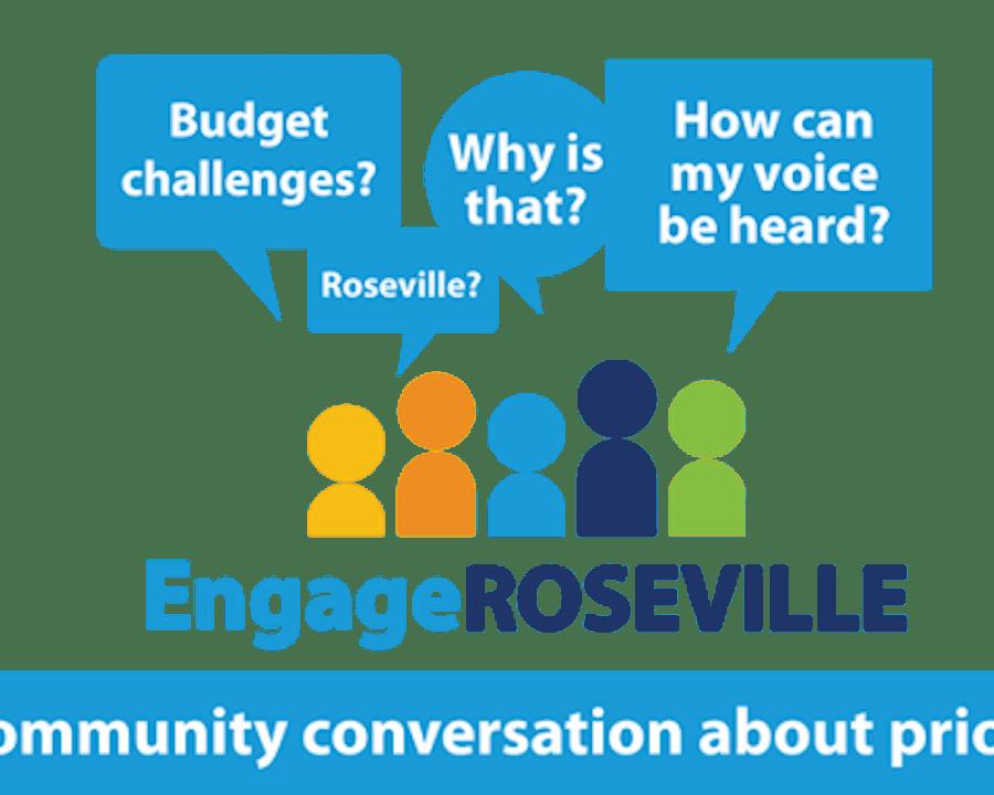 Engage Roseville Logo