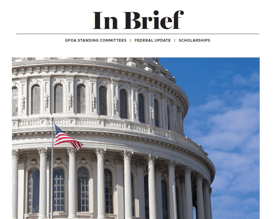 In Brief: Federal Update