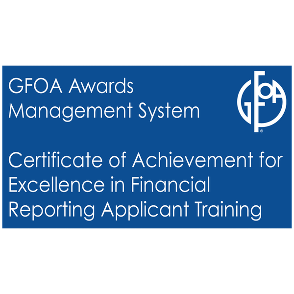 COA Program Application Training Video