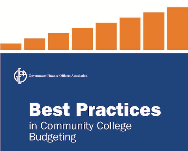 Best Practices in Community College Budgeting (Download)