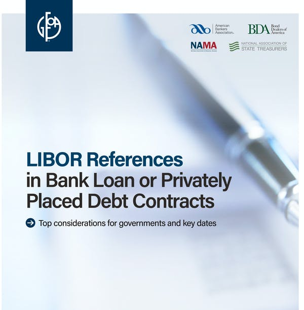 Image of cover of LIBOR References
