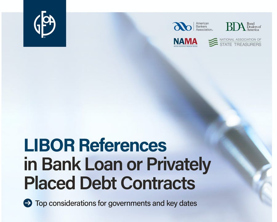 LIBOR References Cover