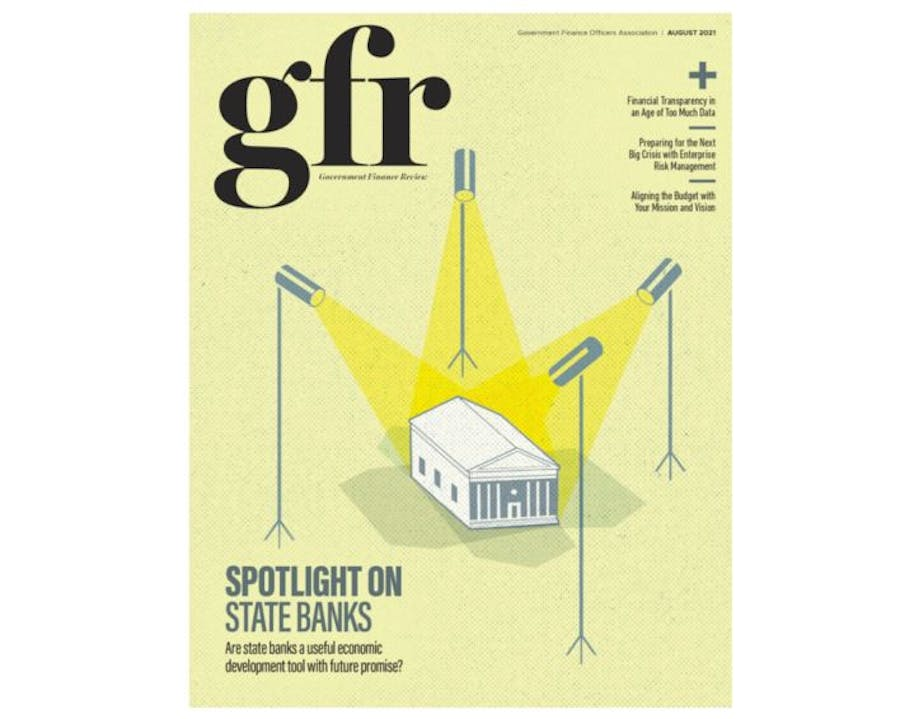 Cover of August 2021 GFR