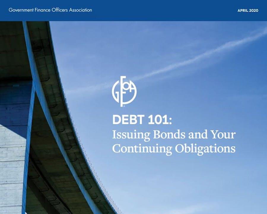 Debt 101 Cover