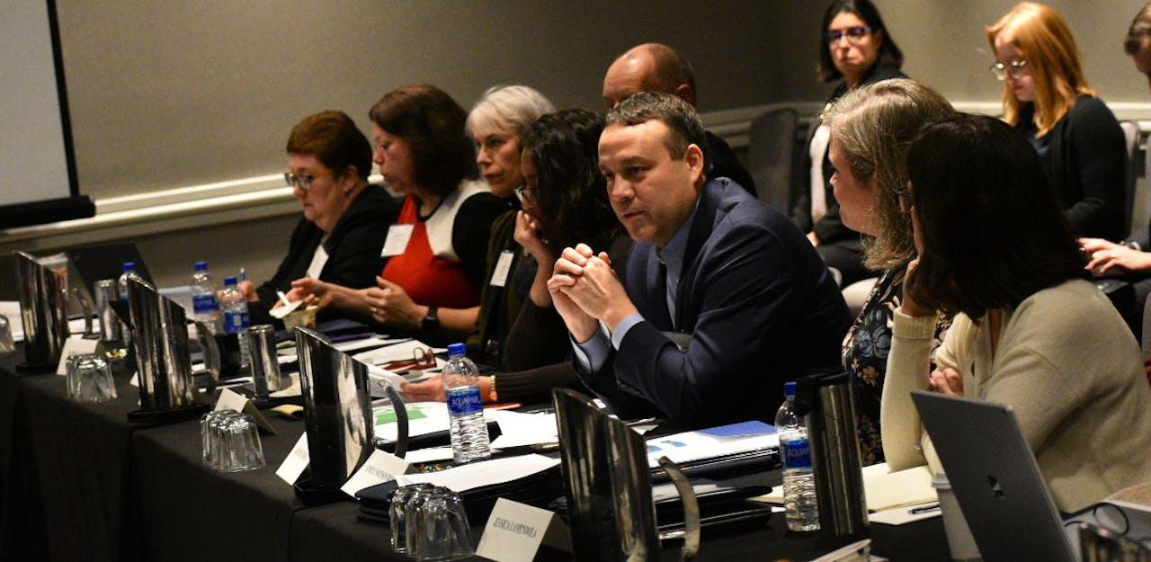 Photo of Standing Committee Meeting