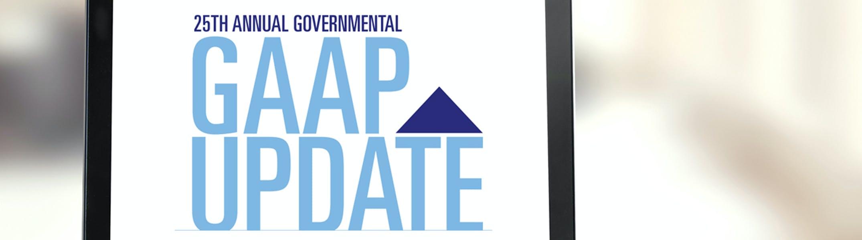 GFOA's GAAP Update