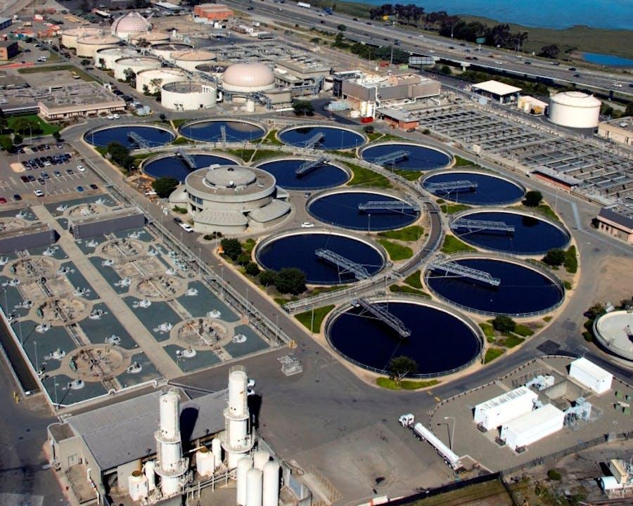 EBMUD WW Plant