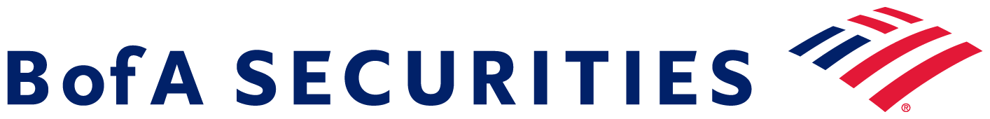 Logo with text B of A Securities