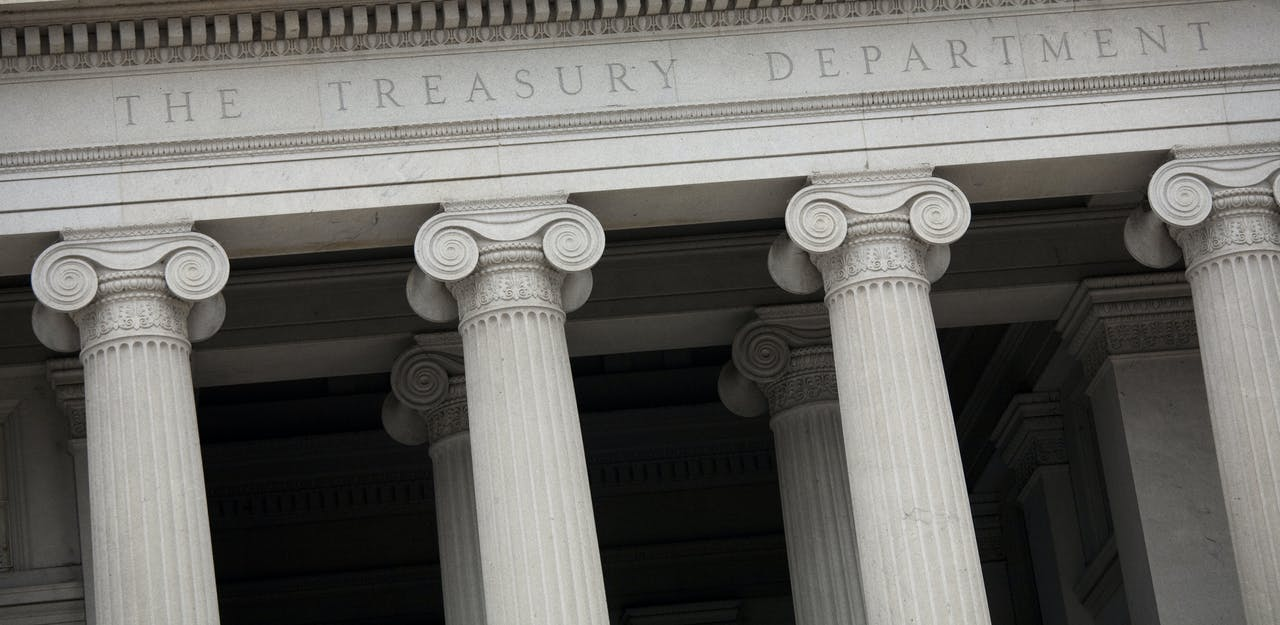 Treasury Image of Building