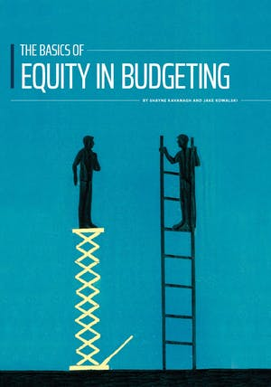 Equity in Budgeting GFR Cover