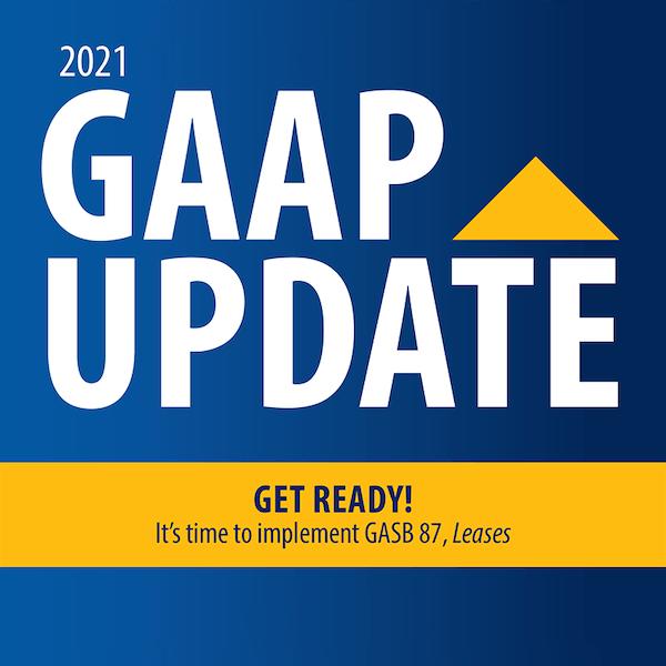 2021 GAAP Update Group Registration Form