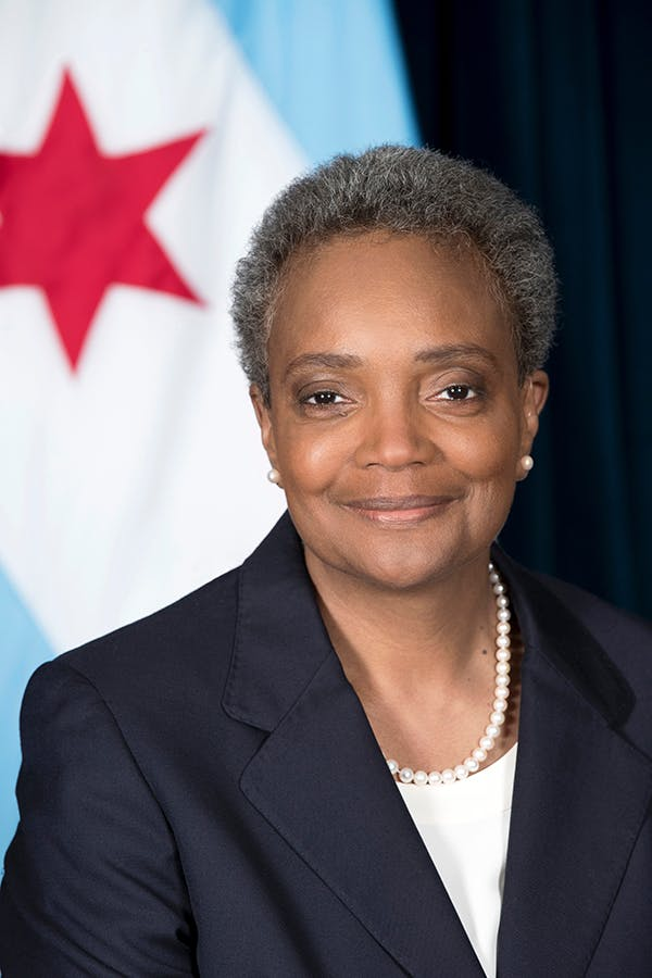 Photo of Chicago Mayor
