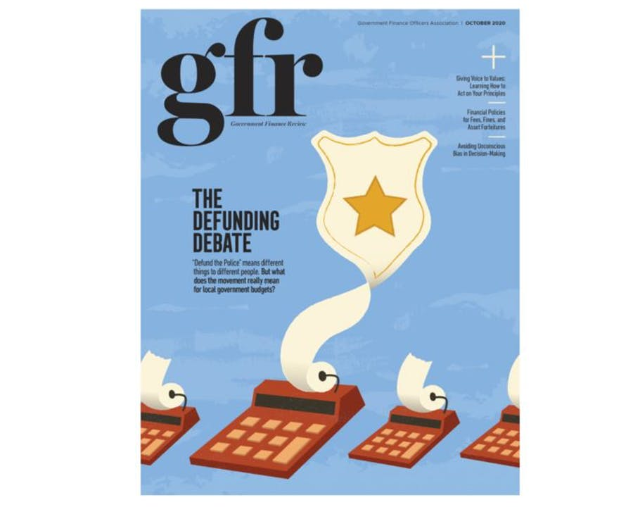 Cover of October GFR