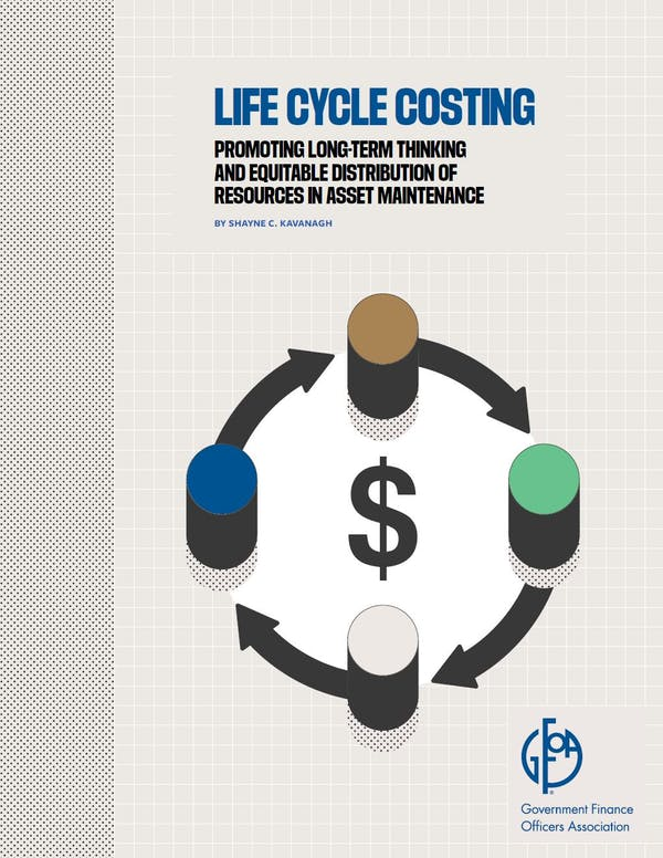 Life Cycle Costing: Promoting Long-Term Thinking and Equitable Distribution of Resources in Asset Maintenance