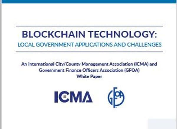 Blockchain Technology: Local Government Applications and Challenges