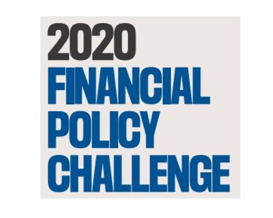 Financial Policy Challenge