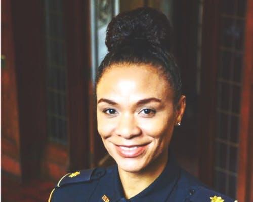 Major Shameta Jones-Harrell