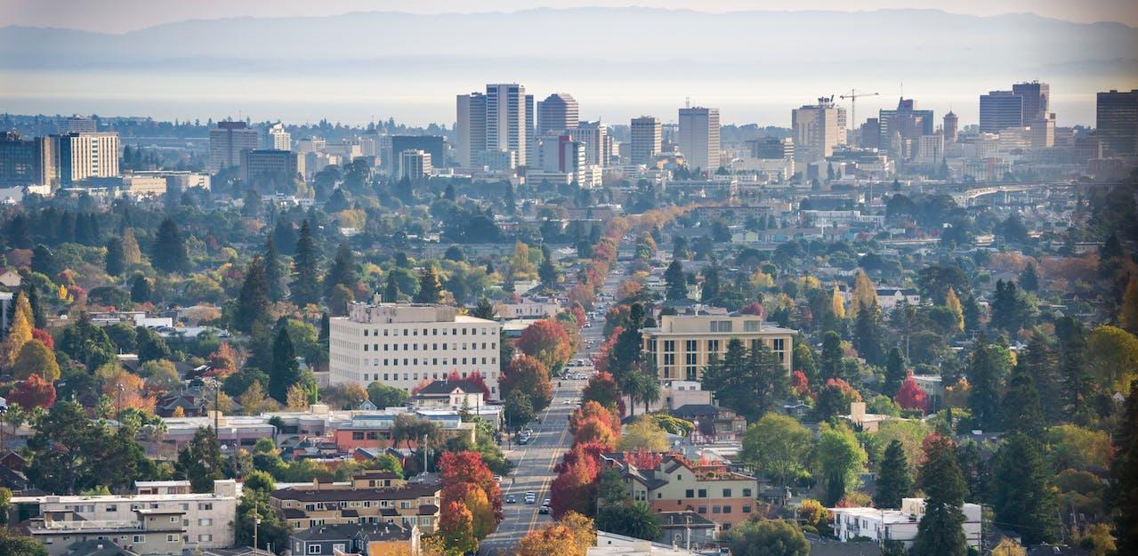 Photo of City of Oakland, California